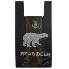 "Пакет майка ""Медведь"""