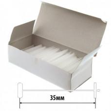 Соединитель пластиковый PS008-35 для Arrow-9S (R) (5000 шт./уп.), длина 35мм
